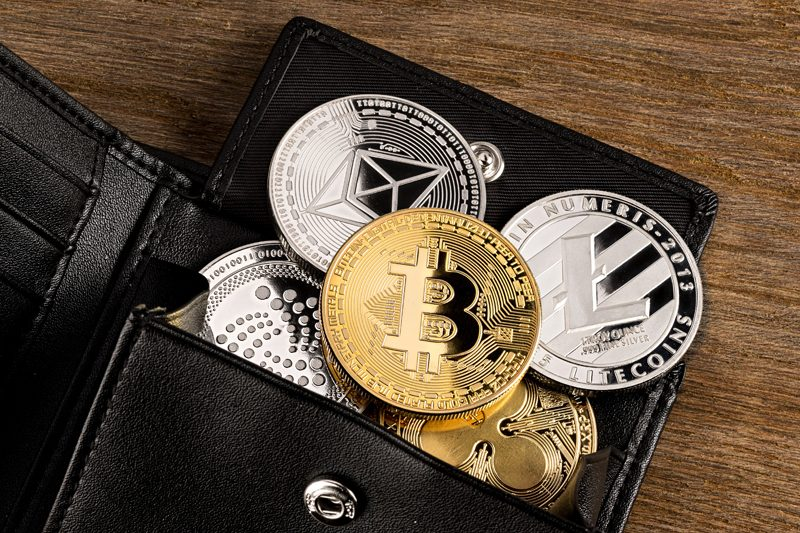 opening a Cryptocurrency Wallet