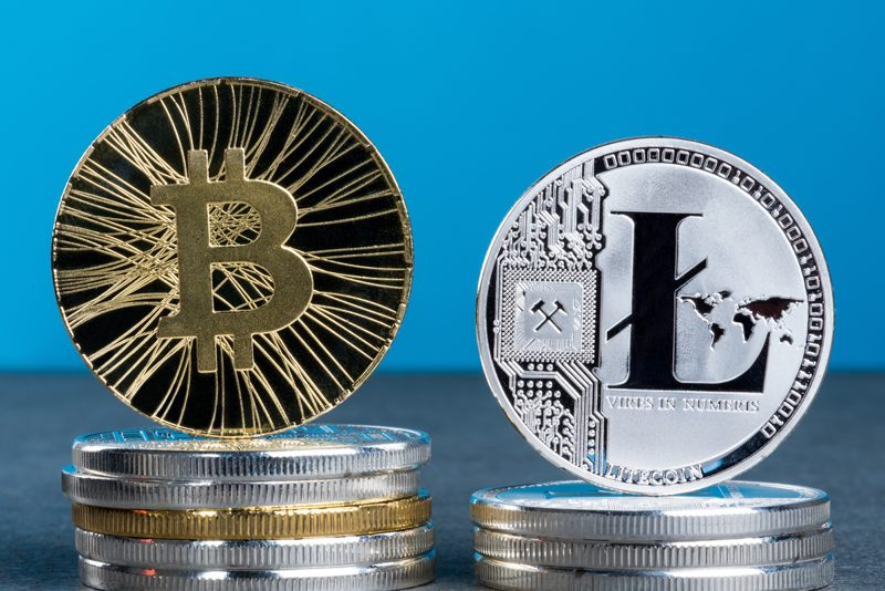 bitcoin litecoin difference