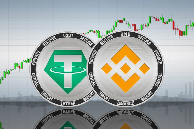 Binance Coin vs Tether – A comparison in 2019